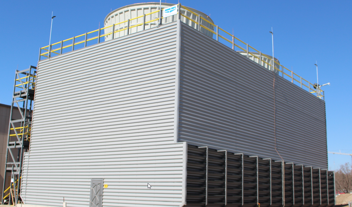 Series ES/ESP Cooling Tower | Evaptech